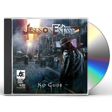 Jesus on Extasy NO GODS CD
