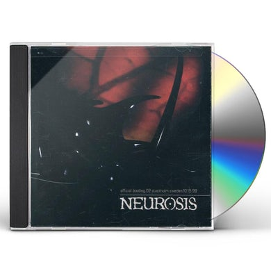 Neurosis LIVE IN STOCKHOLM CD