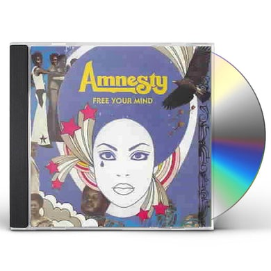 Amnesty FREE YOUR MIND: THE 700 WEST SESSIONS CD