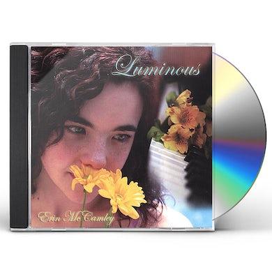 Erin McCamley LUMINOUS CD