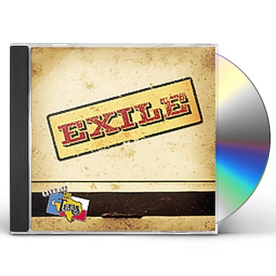 Exile LIVE AT BILLY BOB'S TEXAS CD