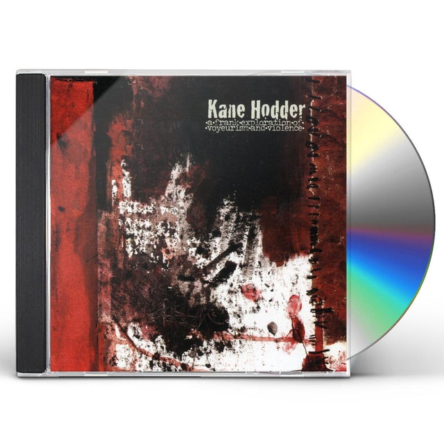 Kane Hodder FRANK EXPLORATION OF VOYEURISM & VIOLENCE CD