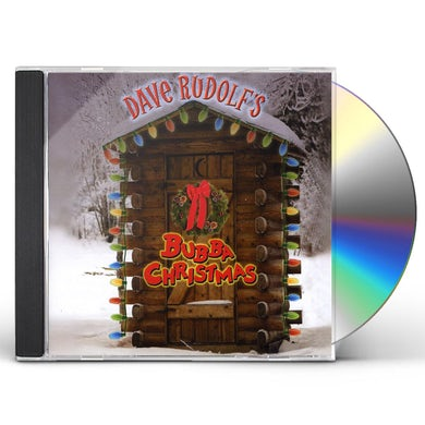 Dave Rudolf BUBBA CHRISTMAS CD