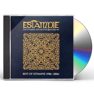 Estampie BEST OF 1986-2006 CD