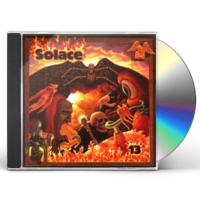 Solace 13 CD