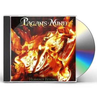 Pagans Mind HEAVENLY ECSTASY CD
