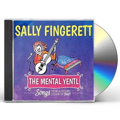 Sally Fingerett MENTAL YENTL CD