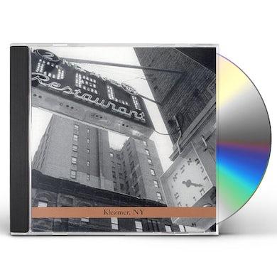 David Krakauer KLEZMER N.Y. CD