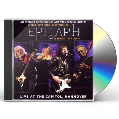 Epitaph STILL STANDING STRONG & BACK IN TOWN CD