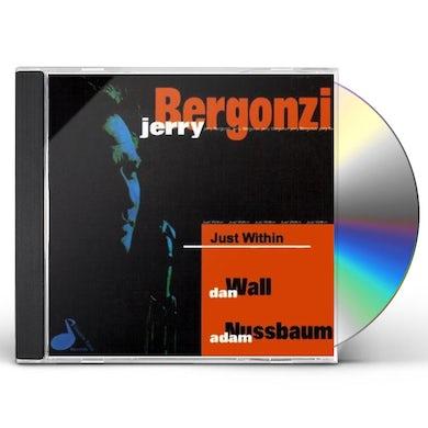Jerry Bergonzi JUST WITHIN CD