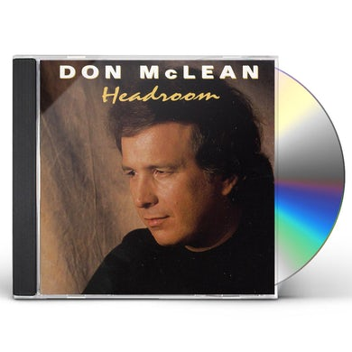 Don Mclean HEADROOM CD