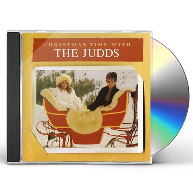 CHRISTMAS TIME WITH THE JUDDS CD