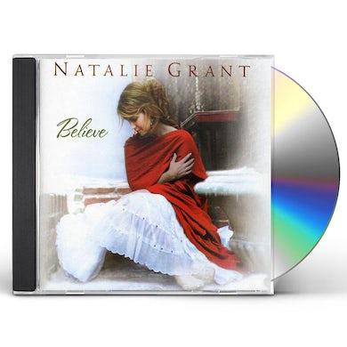 Natalie Grant BELIEVE CD
