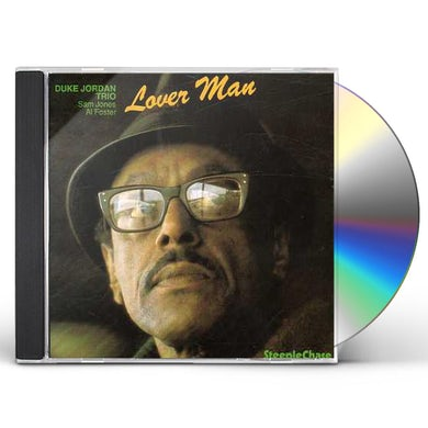 Duke Jordan LOVER MAN CD