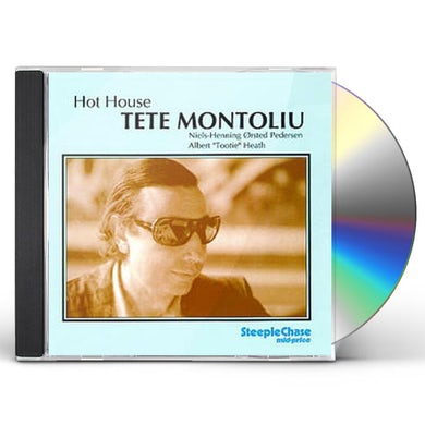 Tete Montoliu HOT HOUSE CD