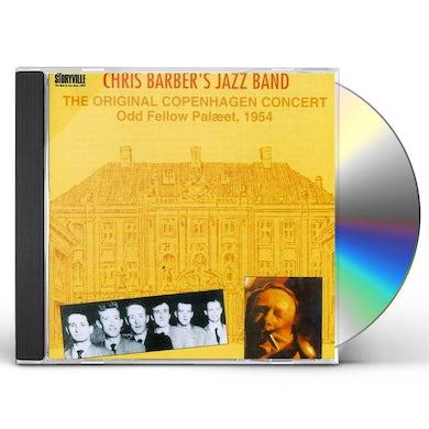 Chris Barber ORIGINAL COPENHAGEN CONCERT 1954 CD