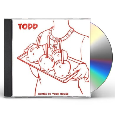 TODD COMES TO YOUR HOUSE CD