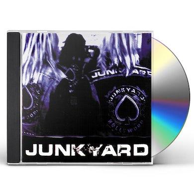 Junkyard CD