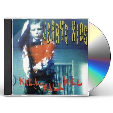KILL KILL KILL CD