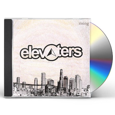 Elevaters RISING CD