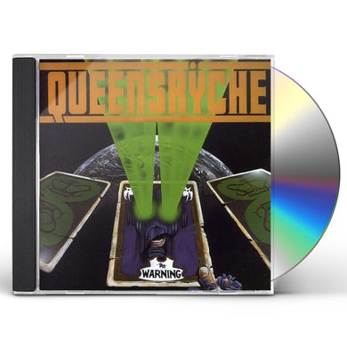Queensrÿche WARNING CD