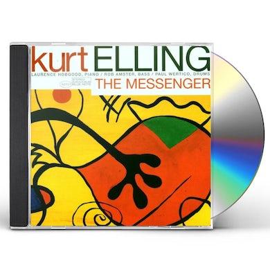 Kurt Elling MESSENGER CD