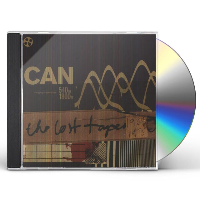Can LOST TAPES CD