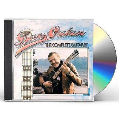 Davey Graham COMPLETE GUITARIST CD
