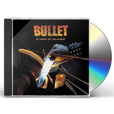 Bullet STORM OF BLADES: DIGIPAK CD