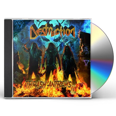 Destruction THRASH ANTHEMS II CD