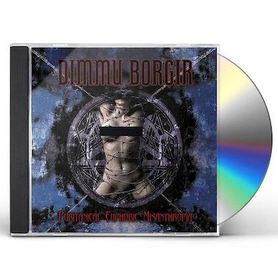Dimmu Borgir PURITANICAL EUPHORIC MISANTHROPIA CD
