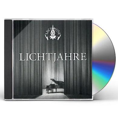 Lacrimosa LICHTJAHRE CD
