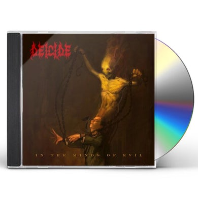 Deicide IN THE MINDS OF EVIL CD