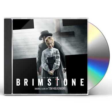 Tom Holkenborg BRIMSTONE / Original Soundtrack CD