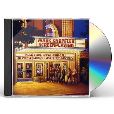 Mark Knopfler SCREENPLAYING CD