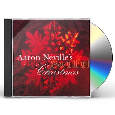 Aaron Neville SOULFUL CHRISTMAS CD