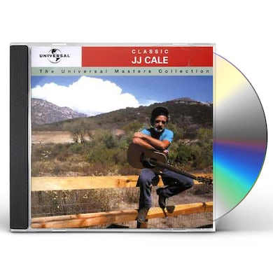 J.J. Cale UNIVERSAL MASTERS COLLECTION CD