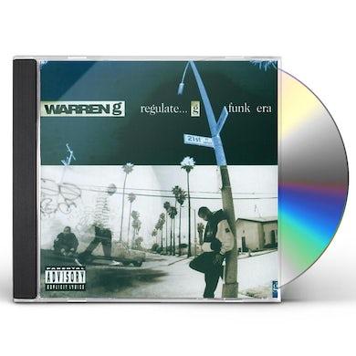 Warren G REGULATE G FUNK ERA CD