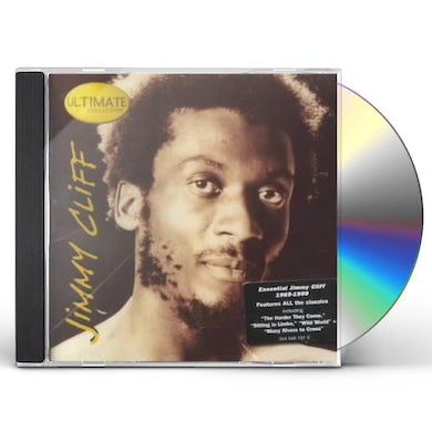 Jimmy Cliff ULTIMATE COLLECTION CD