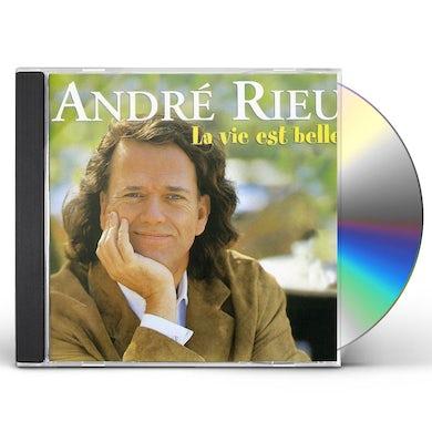 Andre Rieu VIE EST BELLE CD