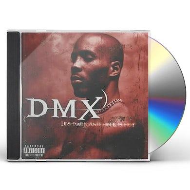 Dmx IT'S DARK & HELL IS HOT CD