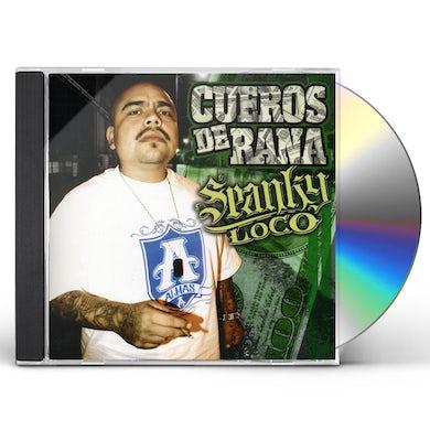 CUEROS DE RANA CD