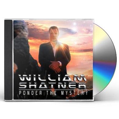 William Shatner PONDER THE MYSTERY CD
