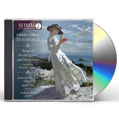 STANFORD / WILLIAMS / WEST SONGS OF FAITH LOVE CD