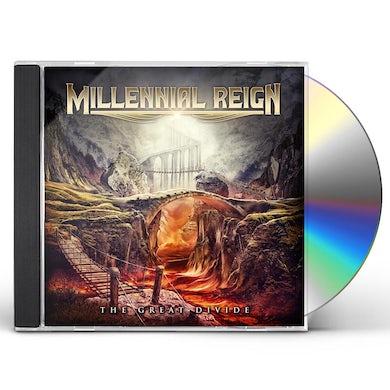 MILLENNIAL REIGN THE GREAT DIVIDE CD