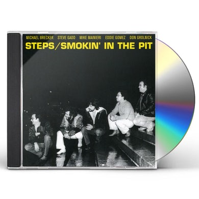 Steps Ahead SMOKIN IN PIT CD