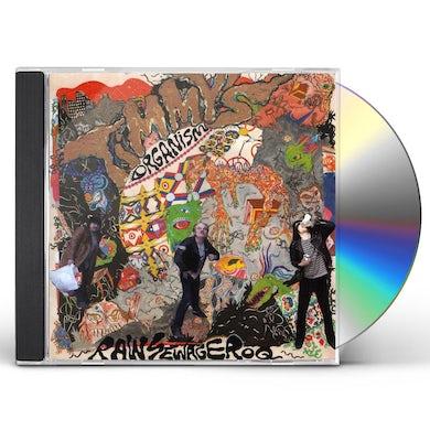 Timmy's Organism RAW SEWAGE ROQ CD