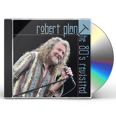 Robert Plant 80'S REVISITED CD