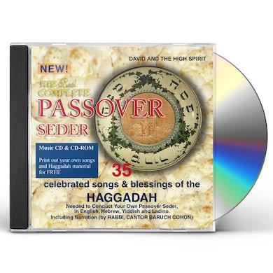 David & High Spirit REAL COMPLETE PASSOVER CD