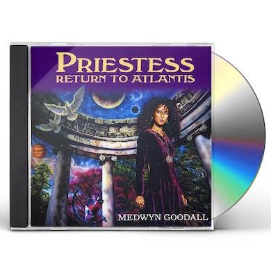 Medwyn Goodall PRIESTESS RETURN TO ATLANTIS CD